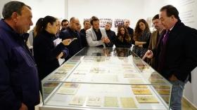 "Exposición 'Paco Alba 1918-2018' en la Fundación Cajasol (4) • <a style=""font-size:0.8em;"" href=""http://www.flickr.com/photos/129072575@N05/26112982608/"" target=""_blank"">View on Flickr</a>"