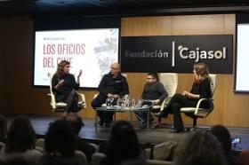 """Los Oficios del Cine: La producción, el orden de los recursos (7) • <a style=""""font-size:0.8em;"""" href=""""http://www.flickr.com/photos/129072575@N05/40666730701/"""" target=""""_blank"""">View on Flickr</a>"""