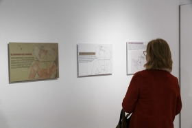 """Exposición 'Tras los pasos del Faraón', en la Sala Murillo de la Fundación Cajasol en Sevilla (27) • <a style=""""font-size:0.8em;"""" href=""""http://www.flickr.com/photos/129072575@N05/27923727689/"""" target=""""_blank"""">View on Flickr</a>"""
