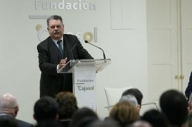 """Jornada 'La Financiación de las Comunidades Autónomas. Un debate necesario' en la Fundación Cajasol (16) • <a style=""""font-size:0.8em;"""" href=""""http://www.flickr.com/photos/129072575@N05/40316737292/"""" target=""""_blank"""">View on Flickr</a>"""