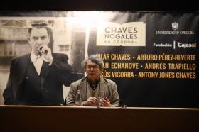 "Jornada 'Chaves Nogales en Córdoba' (40) • <a style=""font-size:0.8em;"" href=""http://www.flickr.com/photos/129072575@N05/38576682210/"" target=""_blank"">View on Flickr</a>"