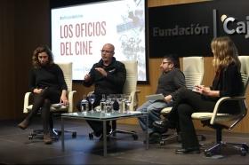 """Los Oficios del Cine: La producción, el orden de los recursos (8) • <a style=""""font-size:0.8em;"""" href=""""http://www.flickr.com/photos/129072575@N05/39771745185/"""" target=""""_blank"""">View on Flickr</a>"""