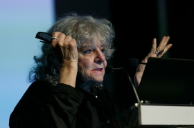 "Programa Talento Nobel 2018: Ada Yonath (8) • <a style=""font-size:0.8em;"" href=""http://www.flickr.com/photos/129072575@N05/39438026174/"" target=""_blank"">View on Flickr</a>"