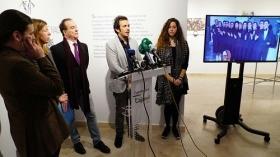 "Exposición 'Paco Alba 1918-2018' en la Fundación Cajasol (12) • <a style=""font-size:0.8em;"" href=""http://www.flickr.com/photos/129072575@N05/26112983238/"" target=""_blank"">View on Flickr</a>"