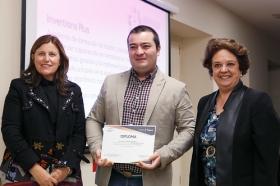 """Entrega de los I Premios TalentoLAB Sevilla en la Fundación Cajasol (17) • <a style=""""font-size:0.8em;"""" href=""""http://www.flickr.com/photos/129072575@N05/38165228715/"""" target=""""_blank"""">View on Flickr</a>"""