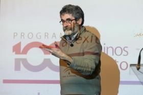 """Clausura IV Programa '100 Caminos al Éxito' en la Fundación Cajasol (6) • <a style=""""font-size:0.8em;"""" href=""""http://www.flickr.com/photos/129072575@N05/39126417501/"""" target=""""_blank"""">View on Flickr</a>"""