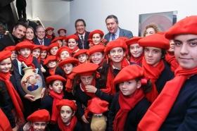 """Estreno del documental del centenario de la cabalgata de los Reyes Magos de Sevilla en la Fundación Cajasol (10) • <a style=""""font-size:0.8em;"""" href=""""http://www.flickr.com/photos/129072575@N05/24138823877/"""" target=""""_blank"""">View on Flickr</a>"""