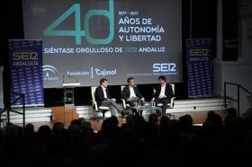 """Encuentros de la SER dedicados a los '40 años del 4-D': Albert Rivera y Juan Marín (4) • <a style=""""font-size:0.8em;"""" href=""""http://www.flickr.com/photos/129072575@N05/39037427182/"""" target=""""_blank"""">View on Flickr</a>"""