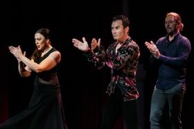 "Jueves Flamencos: Asunción Pérez 'Choni' & David Pérez en 'De2' (28) • <a style=""font-size:0.8em;"" href=""http://www.flickr.com/photos/129072575@N05/39067478151/"" target=""_blank"">View on Flickr</a>"