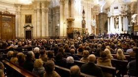 """Concierto de Manuel Lombo en la Catedral de Cádiz: 'Cantes de Diciembre' (6) • <a style=""""font-size:0.8em;"""" href=""""http://www.flickr.com/photos/129072575@N05/24243175587/"""" target=""""_blank"""">View on Flickr</a>"""