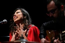 """Jueves Flamencos de la Fundación Cajasol en Sevilla: María José Pérez (29) • <a style=""""font-size:0.8em;"""" href=""""http://www.flickr.com/photos/129072575@N05/40435156961/"""" target=""""_blank"""">View on Flickr</a>"""