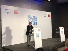 "Foro SUR 'Málaga ante un nuevo futuro': Álvaro Nadal (11) • <a style=""font-size:0.8em;"" href=""http://www.flickr.com/photos/129072575@N05/40608092262/"" target=""_blank"">View on Flickr</a>"