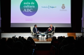 "Aula de Cultura ABC de Sevilla: José Antonio Marina (13) • <a style=""font-size:0.8em;"" href=""http://www.flickr.com/photos/129072575@N05/38432803590/"" target=""_blank"">View on Flickr</a>"