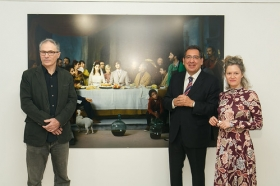 "Exposición 'Murillo fotógrafo' en la Fundación Cajasol (19) • <a style=""font-size:0.8em;"" href=""http://www.flickr.com/photos/129072575@N05/40311774001/"" target=""_blank"">View on Flickr</a>"