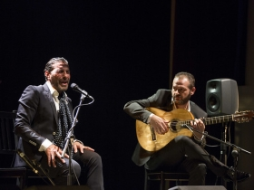 "Jueves Flamencos 2018: Pedro 'El Granaíno' y Antonio Reyes (2) • <a style=""font-size:0.8em;"" href=""http://www.flickr.com/photos/129072575@N05/38484806450/"" target=""_blank"">View on Flickr</a>"