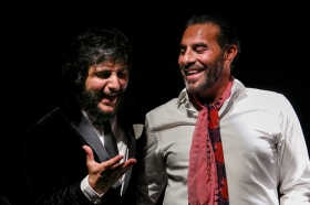 "Jueves Flamencos 2018: Pedro 'El Granaíno' y Antonio Reyes (31) • <a style=""font-size:0.8em;"" href=""http://www.flickr.com/photos/129072575@N05/40249527922/"" target=""_blank"">View on Flickr</a>"