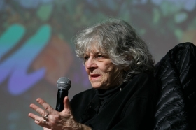 "Programa Talento Nobel 2018: Ada Yonath (11) • <a style=""font-size:0.8em;"" href=""http://www.flickr.com/photos/129072575@N05/40149669851/"" target=""_blank"">View on Flickr</a>"