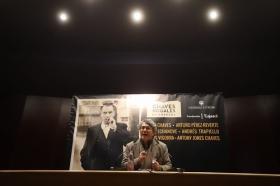 "Jornada 'Chaves Nogales en Córdoba' (43) • <a style=""font-size:0.8em;"" href=""http://www.flickr.com/photos/129072575@N05/38576682650/"" target=""_blank"">View on Flickr</a>"