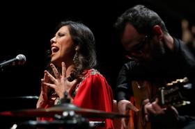 """Jueves Flamencos de la Fundación Cajasol en Sevilla: María José Pérez (30) • <a style=""""font-size:0.8em;"""" href=""""http://www.flickr.com/photos/129072575@N05/40391330332/"""" target=""""_blank"""">View on Flickr</a>"""