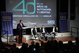 """Encuentros de la SER dedicados a los '40 años del 4-D': Albert Rivera y Juan Marín (10) • <a style=""""font-size:0.8em;"""" href=""""http://www.flickr.com/photos/129072575@N05/39037427802/"""" target=""""_blank"""">View on Flickr</a>"""