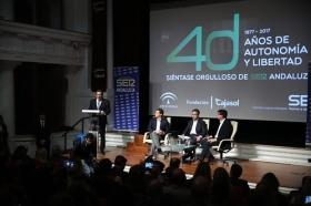 """Encuentros de la SER dedicados a los '40 años del 4-D': Albert Rivera y Juan Marín (12) • <a style=""""font-size:0.8em;"""" href=""""http://www.flickr.com/photos/129072575@N05/39037427942/"""" target=""""_blank"""">View on Flickr</a>"""