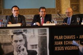 "Jornada 'Chaves Nogales en Córdoba' (5) • <a style=""font-size:0.8em;"" href=""http://www.flickr.com/photos/129072575@N05/38576676860/"" target=""_blank"">View on Flickr</a>"