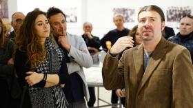 "Exposición 'Paco Alba 1918-2018' en la Fundación Cajasol (11) • <a style=""font-size:0.8em;"" href=""http://www.flickr.com/photos/129072575@N05/26112983168/"" target=""_blank"">View on Flickr</a>"