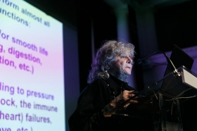"Programa Talento Nobel 2018: Ada Yonath (12) • <a style=""font-size:0.8em;"" href=""http://www.flickr.com/photos/129072575@N05/39438027034/"" target=""_blank"">View on Flickr</a>"