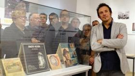 "Exposición 'Paco Alba 1918-2018' en la Fundación Cajasol (7) • <a style=""font-size:0.8em;"" href=""http://www.flickr.com/photos/129072575@N05/26112982678/"" target=""_blank"">View on Flickr</a>"