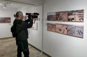 """Exposición 'Tras los pasos del Faraón', en la Sala Murillo de la Fundación Cajasol en Sevilla (30) • <a style=""""font-size:0.8em;"""" href=""""http://www.flickr.com/photos/129072575@N05/27923728029/"""" target=""""_blank"""">View on Flickr</a>"""
