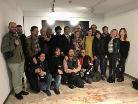 "Exposición 'Murillo fotógrafo' en la Fundación Cajasol (20) • <a style=""font-size:0.8em;"" href=""http://www.flickr.com/photos/129072575@N05/40311774741/"" target=""_blank"">View on Flickr</a>"