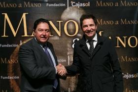 """Mano a Mano en la Fundación Cajasol: Tomás Campuzano y Rafael Cremades (25) • <a style=""""font-size:0.8em;"""" href=""""http://www.flickr.com/photos/129072575@N05/39739368991/"""" target=""""_blank"""">View on Flickr</a>"""