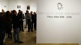 "Exposición 'Paco Alba 1918-2018' en la Fundación Cajasol • <a style=""font-size:0.8em;"" href=""http://www.flickr.com/photos/129072575@N05/26112983548/"" target=""_blank"">View on Flickr</a>"