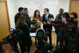 """Jornada 'La Financiación de las Comunidades Autónomas. Un debate necesario' en la Fundación Cajasol (7) • <a style=""""font-size:0.8em;"""" href=""""http://www.flickr.com/photos/129072575@N05/40316739092/"""" target=""""_blank"""">View on Flickr</a>"""