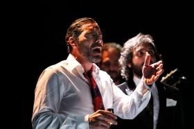 "Jueves Flamencos 2018: Pedro 'El Granaíno' y Antonio Reyes (14) • <a style=""font-size:0.8em;"" href=""http://www.flickr.com/photos/129072575@N05/26422241288/"" target=""_blank"">View on Flickr</a>"