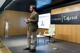"II Ciclo Fundación Cajasol en un Tuit: Tristán Elósegui (13) • <a style=""font-size:0.8em;"" href=""http://www.flickr.com/photos/129072575@N05/26699216108/"" target=""_blank"">View on Flickr</a>"