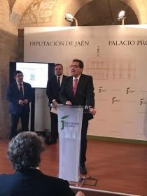 """Presentación del I Premio Internacional 'Diario Jaén' de Poesía (10) • <a style=""""font-size:0.8em;"""" href=""""http://www.flickr.com/photos/129072575@N05/25913775457/"""" target=""""_blank"""">View on Flickr</a>"""
