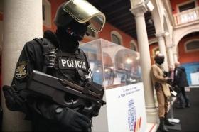 """Exposición 'La victoria de la libertad: la Policía Nacional contra el terrorismo' en Sevilla (20) • <a style=""""font-size:0.8em;"""" href=""""http://www.flickr.com/photos/129072575@N05/40705851851/"""" target=""""_blank"""">View on Flickr</a>"""