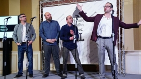 "Entrega del Premio Emilio López 2018 en Cádiz (7) • <a style=""font-size:0.8em;"" href=""http://www.flickr.com/photos/129072575@N05/38896557760/"" target=""_blank"">View on Flickr</a>"