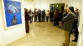 """Exposición 'La colección del sur' en la Fundación Cajasol (Cádiz) (5) • <a style=""""font-size:0.8em;"""" href=""""http://www.flickr.com/photos/129072575@N05/39996749424/"""" target=""""_blank"""">View on Flickr</a>"""