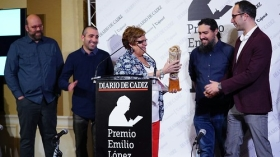 "Entrega del Premio Emilio López 2018 en Cádiz (4) • <a style=""font-size:0.8em;"" href=""http://www.flickr.com/photos/129072575@N05/39811513305/"" target=""_blank"">View on Flickr</a>"