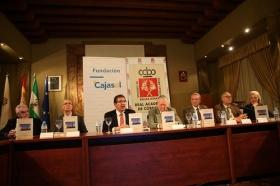 """Firma de convenio 2018 entre la Real Academia de Córdoba y la Fundación Cajasol (2) • <a style=""""font-size:0.8em;"""" href=""""http://www.flickr.com/photos/129072575@N05/25958600907/"""" target=""""_blank"""">View on Flickr</a>"""