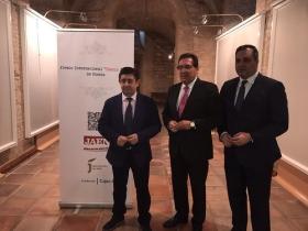 """Presentación del I Premio Internacional 'Diario Jaén' de Poesía (2) • <a style=""""font-size:0.8em;"""" href=""""http://www.flickr.com/photos/129072575@N05/39890414065/"""" target=""""_blank"""">View on Flickr</a>"""