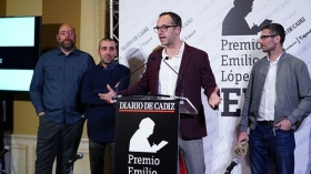 "Entrega del Premio Emilio López 2018 en Cádiz (6) • <a style=""font-size:0.8em;"" href=""http://www.flickr.com/photos/129072575@N05/39811513375/"" target=""_blank"">View on Flickr</a>"