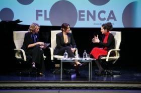 """Presentación del libro 'Flamenca', de Raquel Revuelta, en la Fundación Cajasol (14) • <a style=""""font-size:0.8em;"""" href=""""http://www.flickr.com/photos/129072575@N05/45784337965/"""" target=""""_blank"""">View on Flickr</a>"""