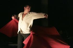 """Jueves Flamencos de la Fundación Cajasol en Sevilla: Rubén Olmo y Eduardo Leal (10) • <a style=""""font-size:0.8em;"""" href=""""http://www.flickr.com/photos/129072575@N05/31174986997/"""" target=""""_blank"""">View on Flickr</a>"""