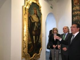 """Exposición 'El Barroco en la colección Fundación Cajasol. Lienzos y tapices' en Algeciras (7) • <a style=""""font-size:0.8em;"""" href=""""http://www.flickr.com/photos/129072575@N05/45964001534/"""" target=""""_blank"""">View on Flickr</a>"""