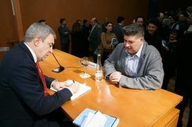 """Conferencia de Luis Garicano 'El contraataaque liberal. Entre el vértigo tecnológico y el caos populista' en el Instituto de Estudios Cajasol (4) • <a style=""""font-size:0.8em;"""" href=""""http://www.flickr.com/photos/129072575@N05/32025537827/"""" target=""""_blank"""">View on Flickr</a>"""