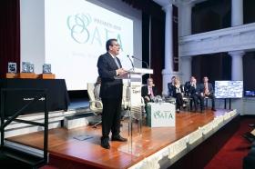 """Entrega de los Premios AFA 2018 en la Fundación Cajasol (12) • <a style=""""font-size:0.8em;"""" href=""""http://www.flickr.com/photos/129072575@N05/44194128270/"""" target=""""_blank"""">View on Flickr</a>"""