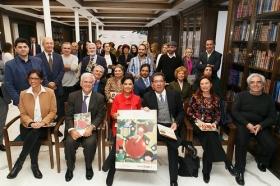 """Presentación de la programación 'Los Gozos de Diciembre 2018' en la Fundación Cajasol (13) • <a style=""""font-size:0.8em;"""" href=""""http://www.flickr.com/photos/129072575@N05/45097978425/"""" target=""""_blank"""">View on Flickr</a>"""